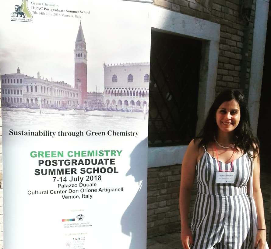 Sustainability through Green Chemistry