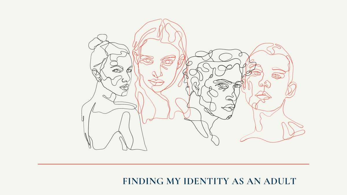 Finding my identity as anadult
